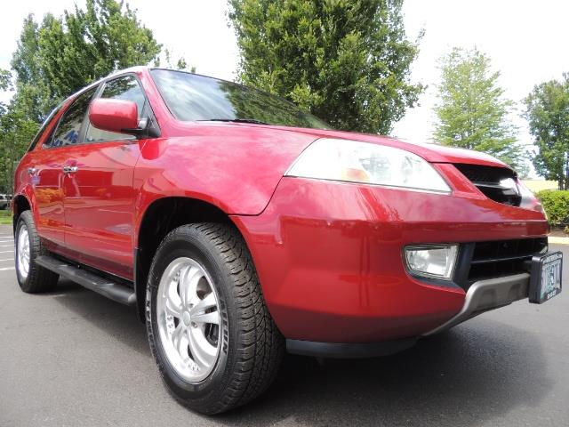 2002 Acura MDX Touring/ AWD / 3RD Row Seats / Leather / Moon Roof - Photo 8 - Portland, OR 97217