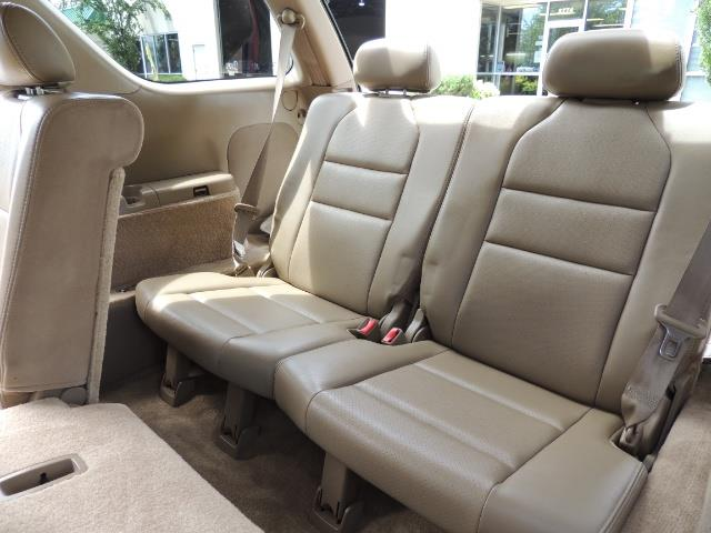 2002 Acura MDX Touring/ AWD / 3RD Row Seats / Leather / Moon Roof - Photo 20 - Portland, OR 97217