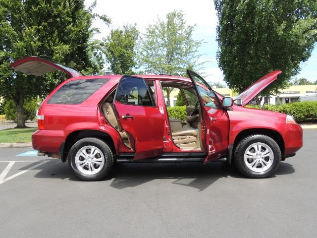2002 Acura MDX Touring/ AWD / 3RD Row Seats / Leather / Moon Roof - Photo 15 - Portland, OR 97217