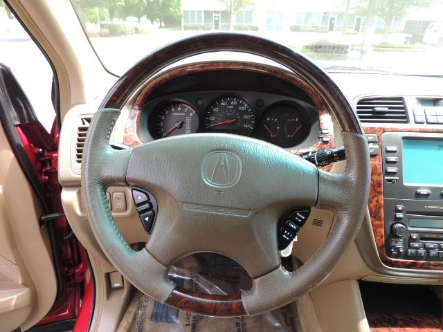 2002 Acura MDX Touring/ AWD / 3RD Row Seats / Leather / Moon Roof - Photo 28 - Portland, OR 97217