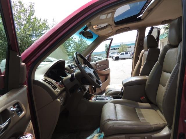 2002 Acura MDX Touring/ AWD / 3RD Row Seats / Leather / Moon Roof - Photo 18 - Portland, OR 97217
