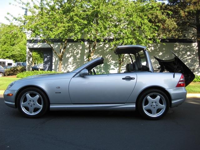 2000 Mercedes-Benz SLK230/4Cyl SuperCharged / HardTop