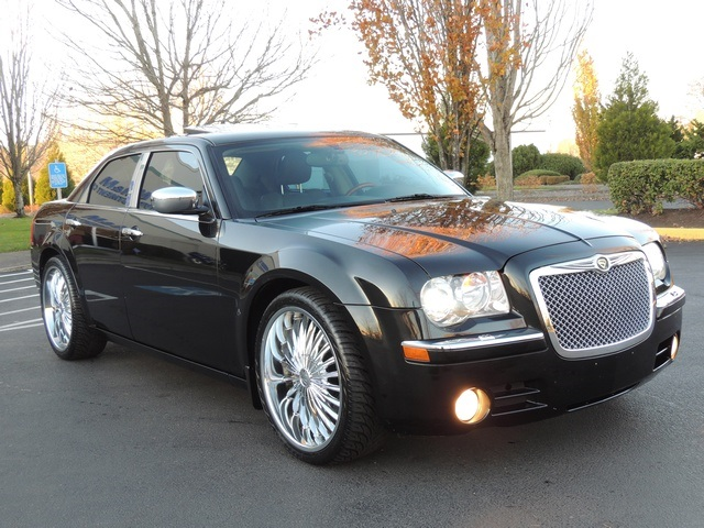 2005 chrysler 300c 5 7l hemi navigation leather. Black Bedroom Furniture Sets. Home Design Ideas