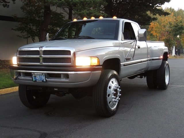 1999 dodge ram 3500 laramie slt 4x4 5 9l diesel manual dually rh mminvestmentcars com 1999 dodge ram 3500 automatic transmission 9 Speed Manual Transmission