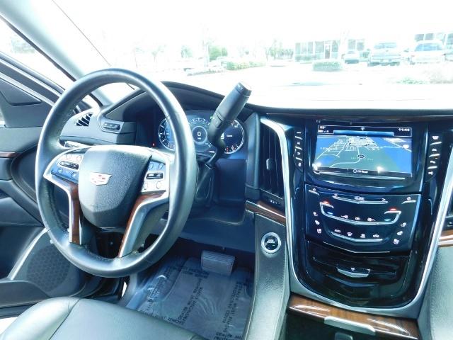 2017 Cadillac Escalade ESV / AWD / PURE LUXURY / LWB / FULL WARRANTY - Photo 37 - Portland, OR 97217