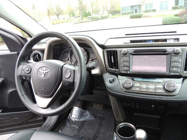 2014 Toyota RAV4 Limited / AWD / Navigation / Blind Spot Monitor - Photo 38 - Portland, OR 97217