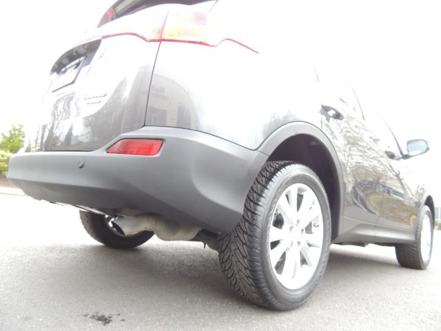 2014 Toyota RAV4 Limited / AWD / Navigation / Blind Spot Monitor - Photo 46 - Portland, OR 97217