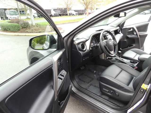2014 Toyota RAV4 Limited / AWD / Navigation / Blind Spot Monitor - Photo 11 - Portland, OR 97217