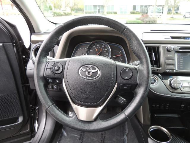 2014 Toyota RAV4 Limited / AWD / Navigation / Blind Spot Monitor - Photo 37 - Portland, OR 97217