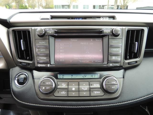 2014 Toyota RAV4 Limited / AWD / Navigation / Blind Spot Monitor - Photo 20 - Portland, OR 97217