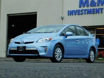 2013 Toyota Prius Prius Plug-in Hybrid / Navi / Backup / Heated seat