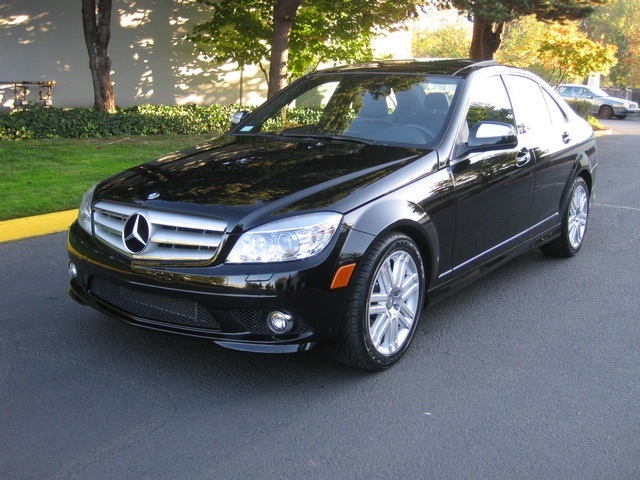 2008 mercedes benz c300 4matic awd navigation pano for 2008 mercedes benz c300 tires