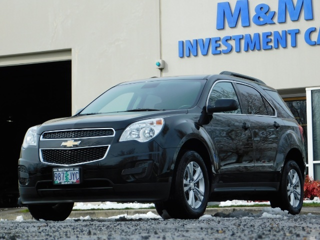 2013 Chevrolet Equinox LT / Sport Utility / AWD / Backup Camera / Low Mil - Photo 43 - Portland, OR 97217