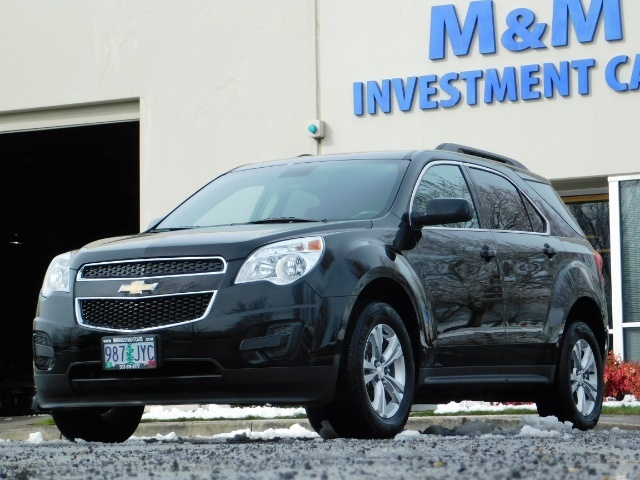 2013 Chevrolet Equinox LT / Sport Utility / AWD / Backup Camera / Low Mil - Photo 1 - Portland, OR 97217