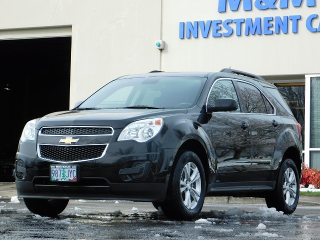 2013 Chevrolet Equinox LT / Sport Utility / AWD / Backup Camera / Low Mil - Photo 45 - Portland, OR 97217