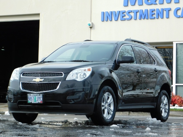 2013 Chevrolet Equinox LT / Sport Utility / AWD / Backup Camera / Low Mil - Photo 44 - Portland, OR 97217