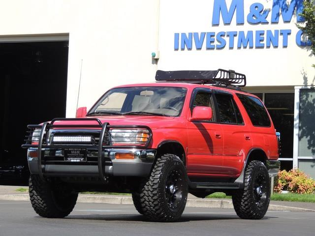 Auto Credit Hayden >> 1998 Toyota 4Runner 4WD V6 3.4L / 5 SPEED MANUAL / LIFTED / 91K MILES