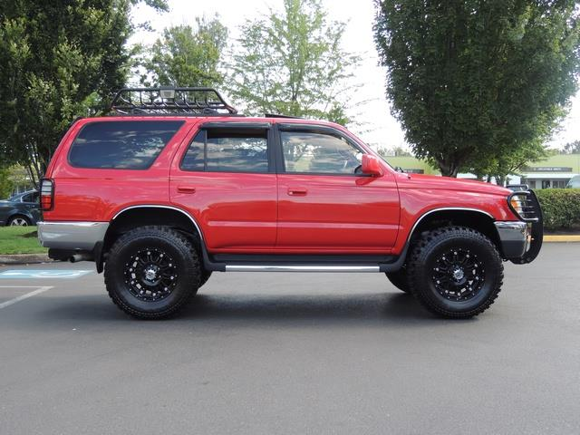 1998 toyota 4runner 4wd v6 3 4l 5 speed manual lifted. Black Bedroom Furniture Sets. Home Design Ideas