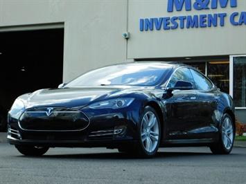 2015 Tesla Model S 85D / Sedan / AWD / Auto Pilot / ONLY 5000 MILES