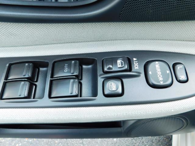 2006 Saab 9-2X 2.5i / Wagon  / AWD / 5-SPEED MANUAL / Excel Cond - Photo 31 - Portland, OR 97217
