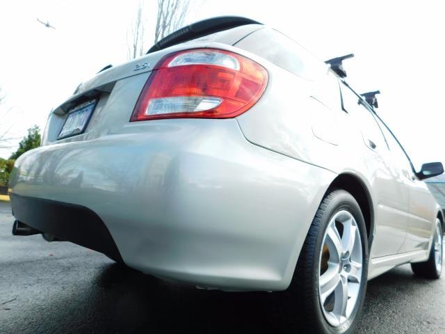 2006 Saab 9-2X 2.5i / Wagon  / AWD / 5-SPEED MANUAL / Excel Cond - Photo 11 - Portland, OR 97217