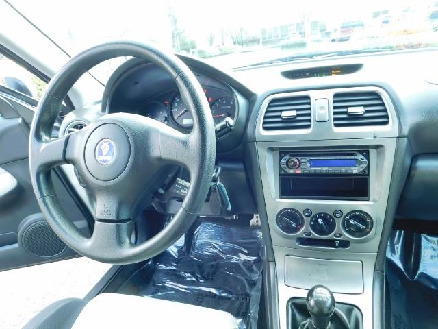 2006 Saab 9-2X 2.5i / Wagon  / AWD / 5-SPEED MANUAL / Excel Cond - Photo 17 - Portland, OR 97217