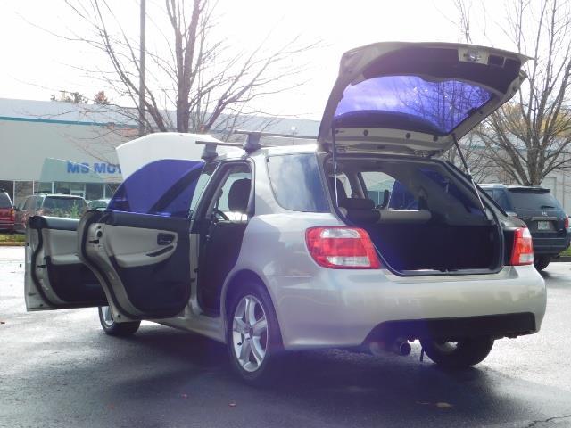2006 Saab 9-2X 2.5i / Wagon  / AWD / 5-SPEED MANUAL / Excel Cond - Photo 27 - Portland, OR 97217
