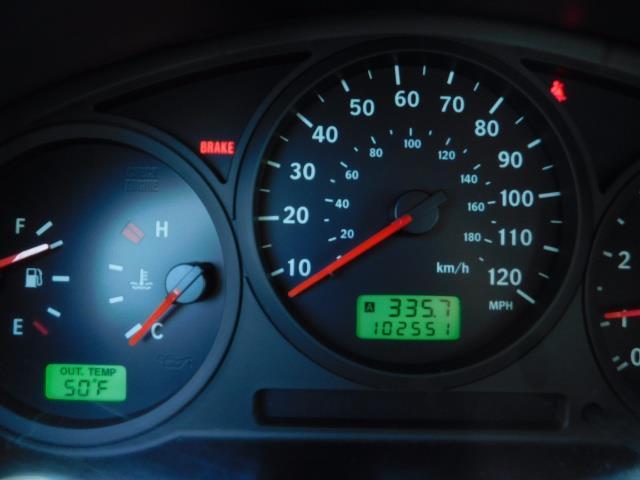 2006 Saab 9-2X 2.5i / Wagon  / AWD / 5-SPEED MANUAL / Excel Cond - Photo 36 - Portland, OR 97217