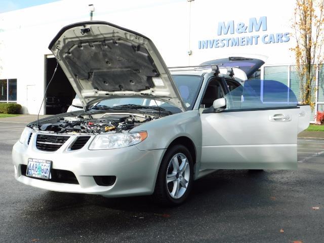 2006 Saab 9-2X 2.5i / Wagon  / AWD / 5-SPEED MANUAL / Excel Cond - Photo 25 - Portland, OR 97217