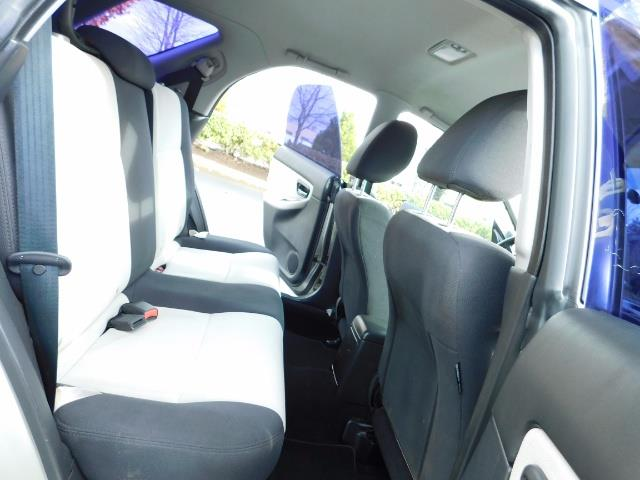 2006 Saab 9-2X 2.5i / Wagon  / AWD / 5-SPEED MANUAL / Excel Cond - Photo 15 - Portland, OR 97217
