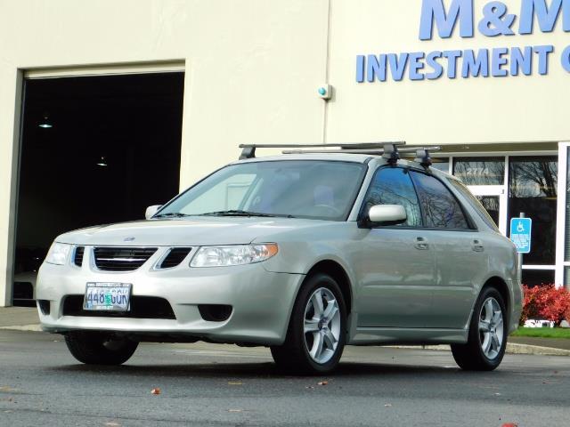 2006 Saab 9-2X 2.5i / Wagon  / AWD / 5-SPEED MANUAL / Excel Cond - Photo 39 - Portland, OR 97217