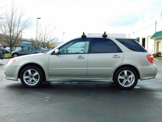 2006 Saab 9-2X 2.5i / Wagon  / AWD / 5-SPEED MANUAL / Excel Cond - Photo 2 - Portland, OR 97217