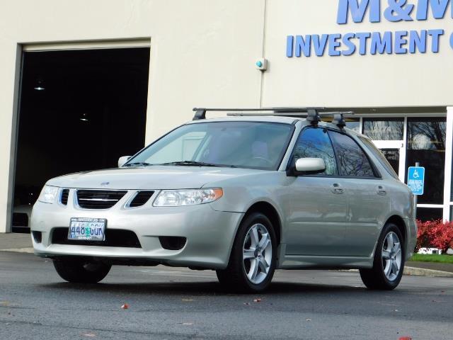 2006 Saab 9-2X 2.5i / Wagon  / AWD / 5-SPEED MANUAL / Excel Cond - Photo 40 - Portland, OR 97217