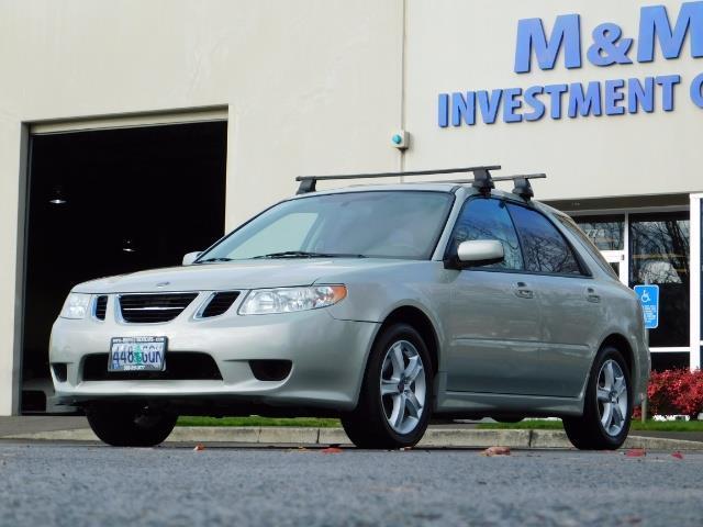 2006 Saab 9-2X 2.5i / Wagon  / AWD / 5-SPEED MANUAL / Excel Cond - Photo 6 - Portland, OR 97217