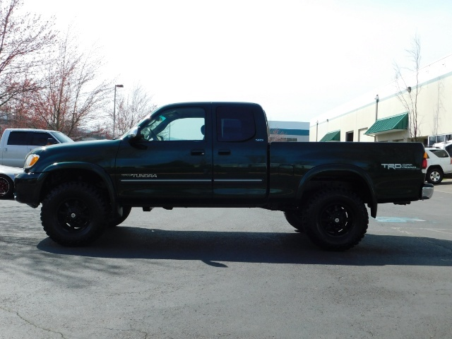 2003 Toyota Tundra SR5 4dr Access Cab SR5 / 4X4 / 1-OWNER / LIFTED - Photo 3 - Portland, OR 97217