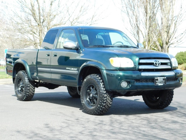 2003 Toyota Tundra SR5 4dr Access Cab SR5 / 4X4 / 1-OWNER / LIFTED - Photo 2 - Portland, OR 97217