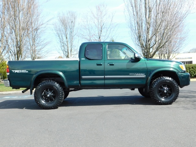 2003 Toyota Tundra SR5 4dr Access Cab SR5 / 4X4 / 1-OWNER / LIFTED - Photo 4 - Portland, OR 97217