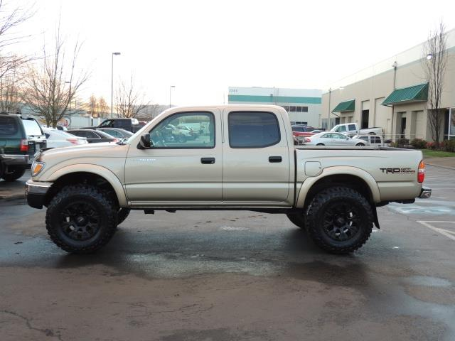 2004 toyota tacoma 4x4 double cab diff lock trd off rd lifted. Black Bedroom Furniture Sets. Home Design Ideas