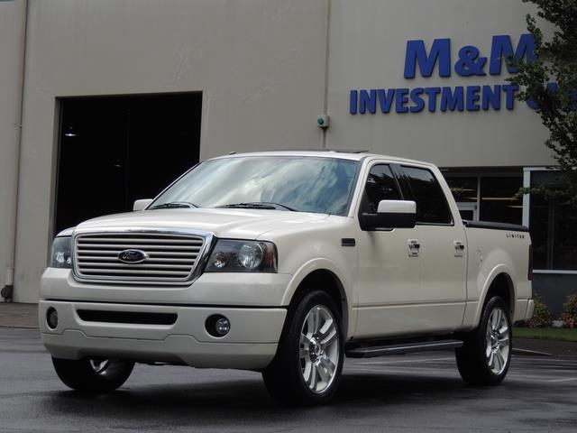 Auto Credit Hayden >> 2008 Ford F-150 Limited Edition / 4X4 / Leather / Navigation