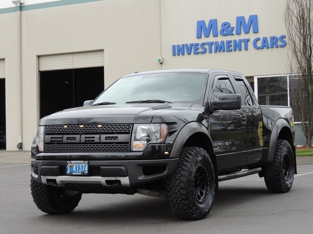 2012 ford f 150 svt raptor 4x4 navigation lifted 25k miles. Black Bedroom Furniture Sets. Home Design Ideas