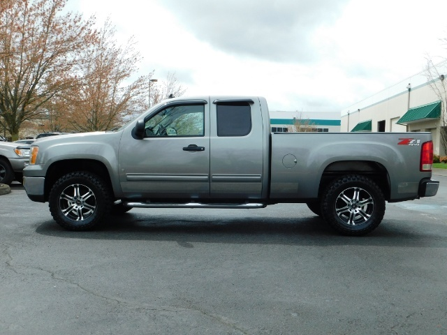 2007 GMC Sierra 1500 SLE 4dr Extended Cab / 4X4 / Z71 OFF RD /Excel Con - Photo 3 - Portland, OR 97217