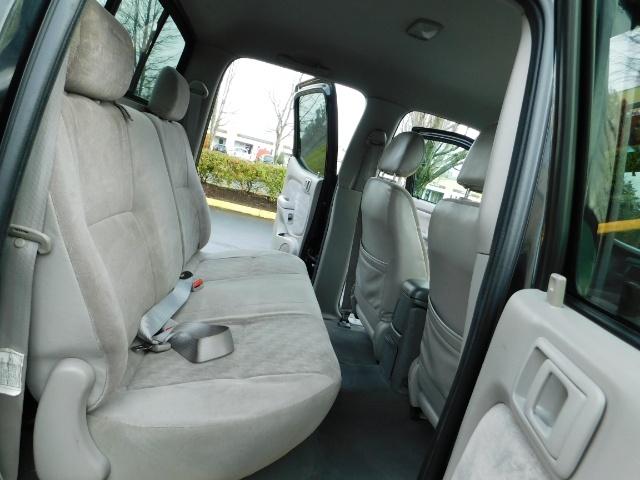 2004 Toyota Tacoma Double Cab V6 4WD LIMITED TRD RRLOCKS 1OWNR LIFTED - Photo 16 - Portland, OR 97217
