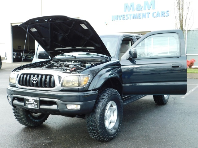 2004 Toyota Tacoma Double Cab V6 4WD LIMITED TRD RRLOCKS 1OWNR LIFTED - Photo 25 - Portland, OR 97217