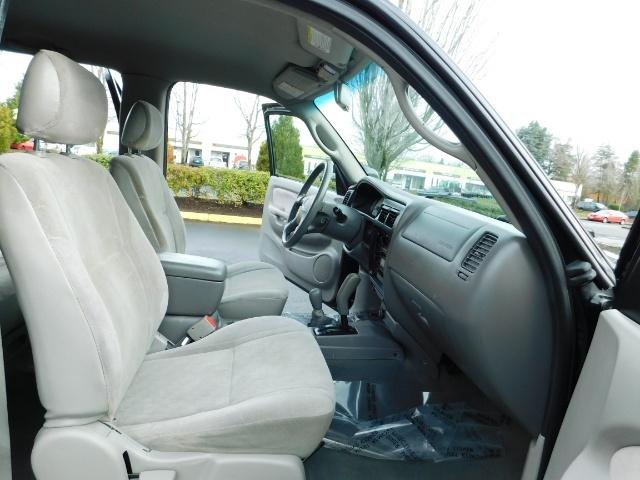 2004 Toyota Tacoma Double Cab V6 4WD LIMITED TRD RRLOCKS 1OWNR LIFTED - Photo 17 - Portland, OR 97217