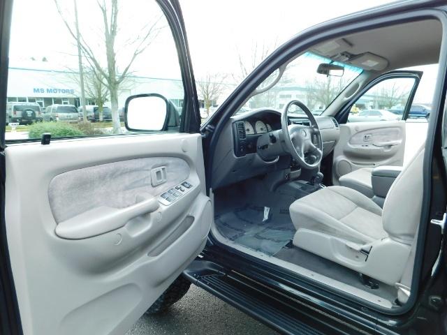 2004 Toyota Tacoma Double Cab V6 4WD LIMITED TRD RRLOCKS 1OWNR LIFTED - Photo 31 - Portland, OR 97217