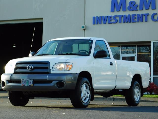 2005 Toyota Tundra 2dr Standard Cab LongBed 1-Owner Only 98,000Miles - Photo 31 - Portland, OR 97217
