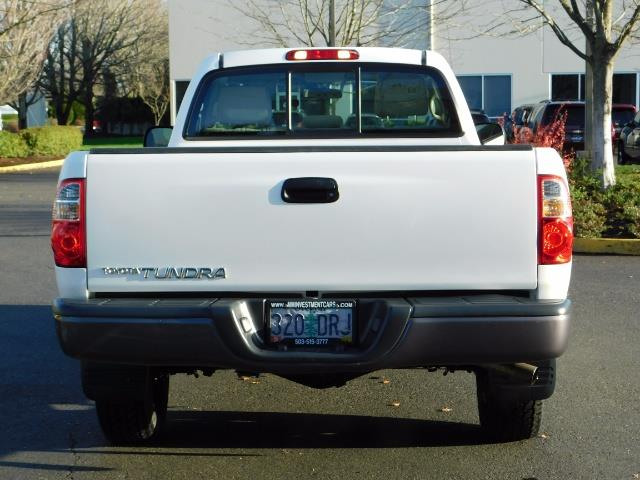 2005 Toyota Tundra 2dr Standard Cab LongBed 1-Owner Only 98,000Miles - Photo 7 - Portland, OR 97217