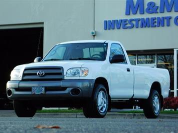2005 Toyota Tundra 2dr Standard Cab LongBed 1-Owner Only 98,000Miles Truck