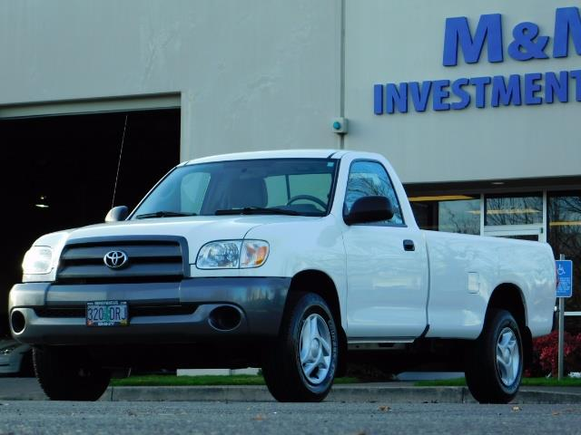 2005 Toyota Tundra 2dr Standard Cab LongBed 1-Owner Only 98,000Miles - Photo 29 - Portland, OR 97217