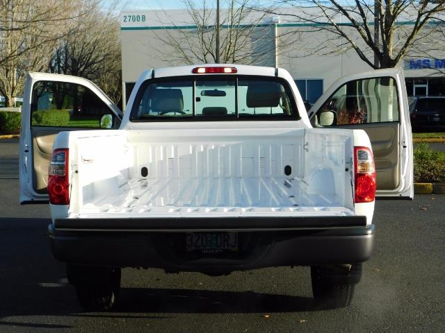 2005 Toyota Tundra 2dr Standard Cab LongBed 1-Owner Only 98,000Miles - Photo 10 - Portland, OR 97217